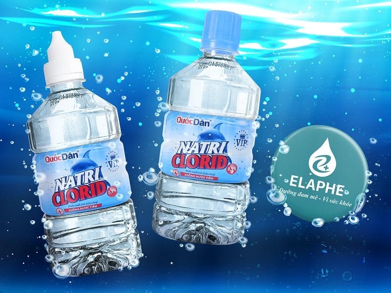 Nước muối sinh lý quốc dân